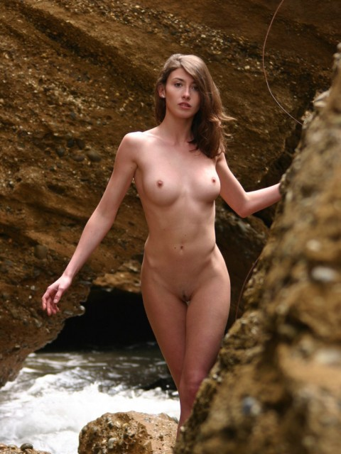 nude on nature